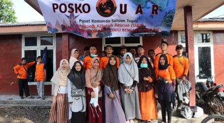 Tim Trauma Healing UAR Berikan Pelayanan bagi Korban Tsunami