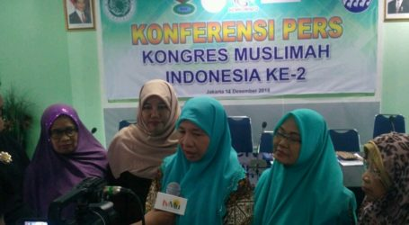 Kongres Muslimah ke-2 Akan Digelar di Jakarta