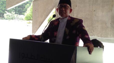 Yakhsyallah Mansur: Teladani Akhlak Rasul dalam Ukhuwah Islamiyah