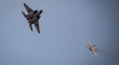 Israel Serang Suriah, Dua Tentara Tewas, Empat Luka