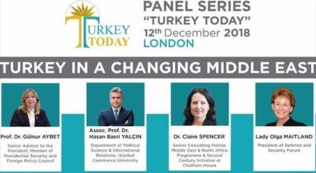Diskusi Kebijakan Luar Negeri Turki Akan Digelar di London