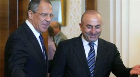 Menteri Luar Negeri: Rusia-Turki Akan Koordinasi di Suriah