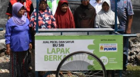 """LAZ Nurul Barqi dan IZI Jateng Luncurkan Program """"Lapak Berkah"""""""