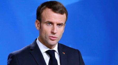 Presiden Prancis Emmanuel Macron Positif Covid-19