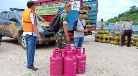 Pasca Tsunami, Pertamina Kirim Bantun Ke Pulau Legundi Lampung