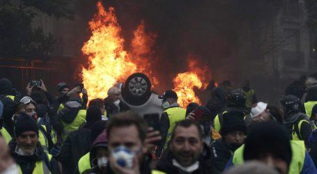Perancis Kembali Bergolak: 1.000 Orang Ditangkap