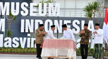 Museum Islam Indonesia di Jombang Diresmikan