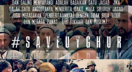 Imaam Jama'ah Muslimin (Hizbullah) Seru Muslimin Doakan Muslim Uighur