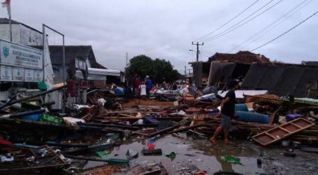 Tsunami Selat Sunda: 222 Meninggal, 843 Luka, dan 28 Orang Hilang