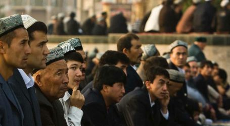 Nestapa Muslim Uyghur