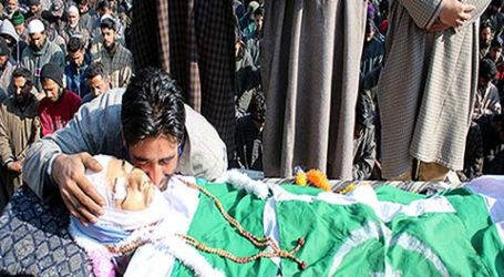 Baku Tembak di Kashmir Tewaskan Tujuh Warga, Tiga Pejuang, Satu Tentara