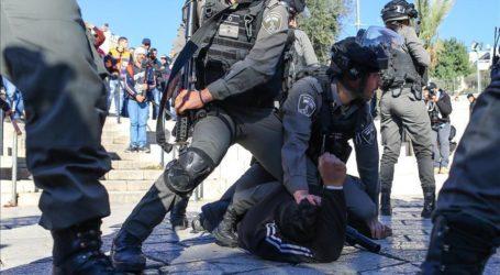 Tentara Israel Lukai 17 Warga Palestina Dalam Aksi Damai