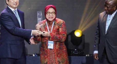 Surabaya Raih Penghargaan Kota Terpopuler di Ajang Guangzhou Award 2018