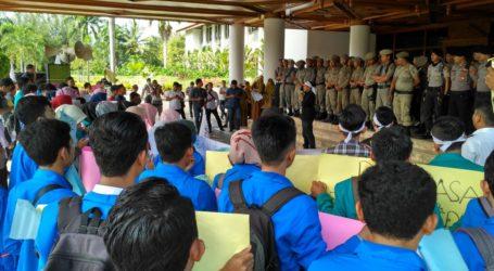 Mahasiswa Minta Pemerintah Aceh Selesaikan Pelanggaran HAM Masa Lalu