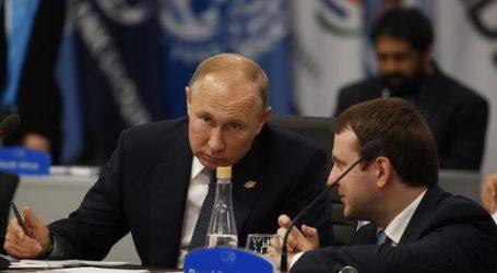 Putin: Mundurnya AS dari INF Akan Picu Persaingan Senjata yang Tak Terkendali