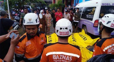 Tim Baznas Temukan 60 Korban Yang Mengungsi di Bukit Lebak Apus