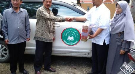 SQABM Salurkan Bantuan untuk Korban Tsunami Lampung