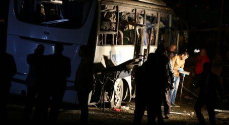 Pasukan Mesir Bunuh 40 Terduga Ekstrimis Setelah Serangan Bom