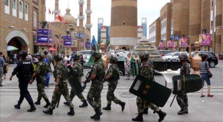 Ramadhan dan Idul Fitri di Xinjiang Menegangkan dengan Masjid-Masjid Hancur