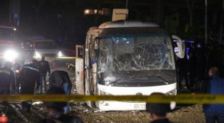 Sehari Setelah Bom Dekat Piramida, 40 Teroris Tewas Dalam Baku Tembak