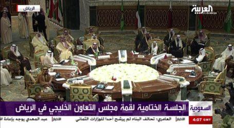 Tujuh Poin Deklarasi Riyadh Soroti Kesatuan Regional