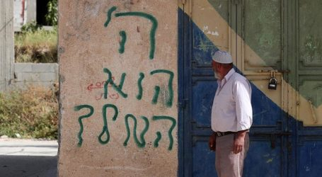 Pemukim Ilegal Yahudi Rusak Masjid Desa di Tepi Barat