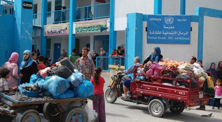 Cina Bantu Pengungsi Palestina  Rp. 34 Miliar