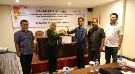 Aceh Siapkan 72 Tenaga Pendidikan Untuk Asesor di SMK