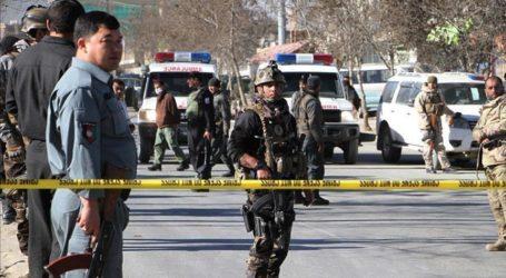 Lagi Ledakan di Afghanistan, Tewaskan 5 Militan Taliban