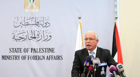 Palestina Ajukan Keanggotaan Penuh di PBB