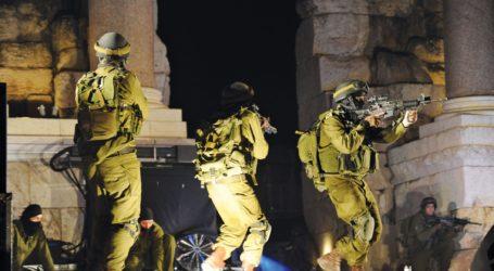 Pasukan Israel Lakukan Penggerebekan Massal di Tepi Barat