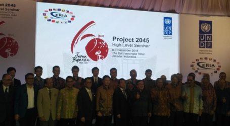 Proyek 2045 Perkuat 60 Tahun Kerjasama Indonesia-Jepang