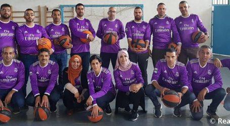 Real Madrid Kirim Pelatih  untuk Anak-Anak Palestina di Yerusalem