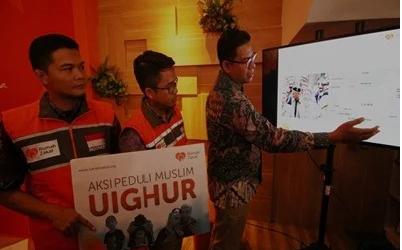 Rumah Zakat Salurkan Bantuan untuk Muslim Uighur