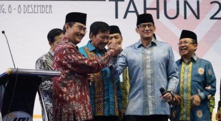 Silaknas ICMI: Sandiaga Uno Ketua ICMI DKI Jakarta