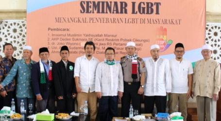 Masyarakat Bogor Deklarasi Tolak LGBT di Indonesia