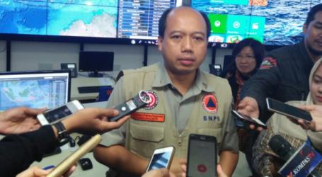 BNPB Catat Ada 1.586 Kejadian Bencana di Awal 2019