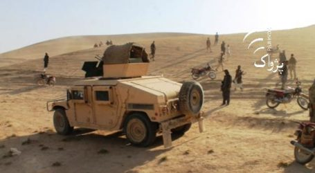 Puluhan Taliban dan Tentara Keamanan Tewas dalam Bentrokan