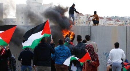 5.600 Warga Ditangkap Sejak Pemindahan Kedubes AS ke Yerusalem