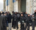 Warga Al-Quds Berhasil Gagalkan Blokade Kubbah Sakhrah
