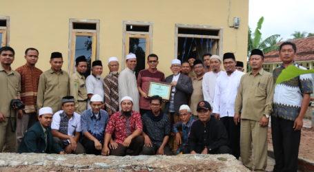 Kantor IKA Ponpes Al-Fatah Lampung Diresmikan