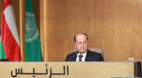 Lebanon Serukan Pemulangan Pengungsi Suriah di KTT Ekonomi Arab