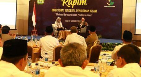 Lukman Hakim: Pendidikan Islam Sarana Jaga Kewarasan Bangsa