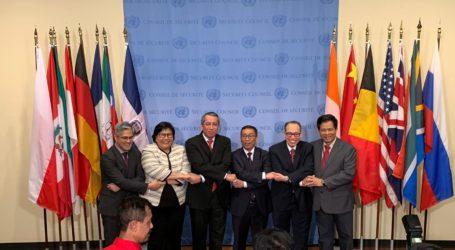 Indonesia Resmi Jadi Anggota Tidak Tetap DK PBB Periode 2019-2020