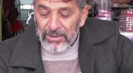 Seorang Kakek Palestina Tolak 100 Juta Dolar Tawaran Israel Untuk Jual Rumahnya