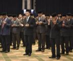 Mendikbud Lantik 128 Pejabat Administrator, Pengawas dan Fungsional