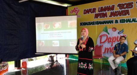 Wawancara Wakil Direktur LPPOM MUI Osmena Gunawan tentang Produk Halal