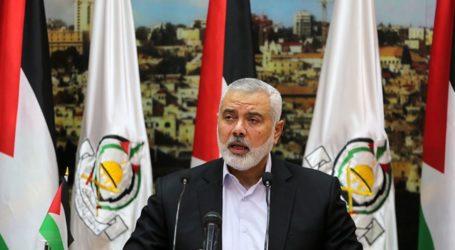 Hamas: Palestina Tidak akan Tunduk pada Pendudukan Israel