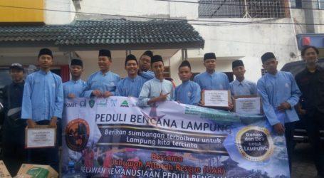 UAR Galang Dana untuk Korban Tsunami Lampung