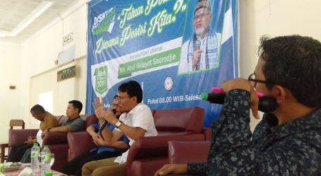 Syubban dan Fatayat Jama'ah Muslimin (Hizbullah) Gelar Diskusi Politik